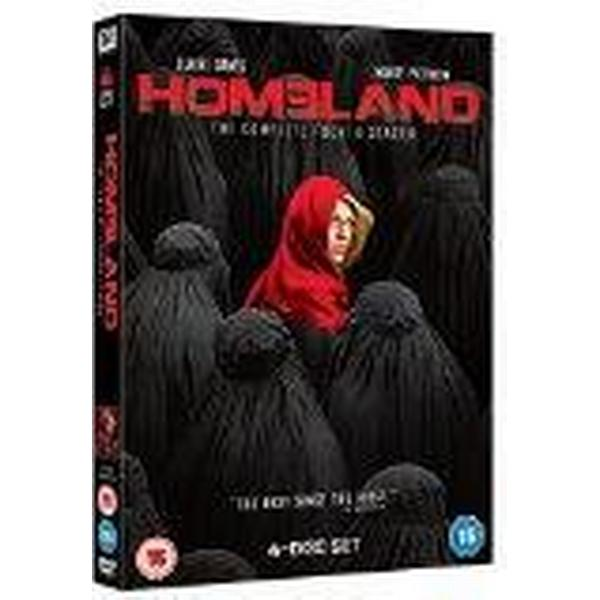 Homeland - Season 4 [DVD] [2015]